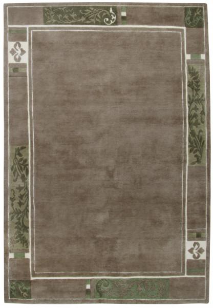 Teppich aus 100% Schurwolle (IWS); handgeknüpft | THEKO die markenteppiche - BAKTAPUR ELEGANCE