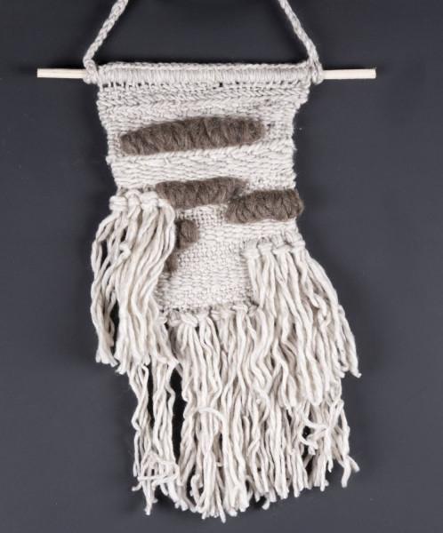 Teppich aus 100% Schurwolle; handgearbeitet | - KNOTS OF LOVE
