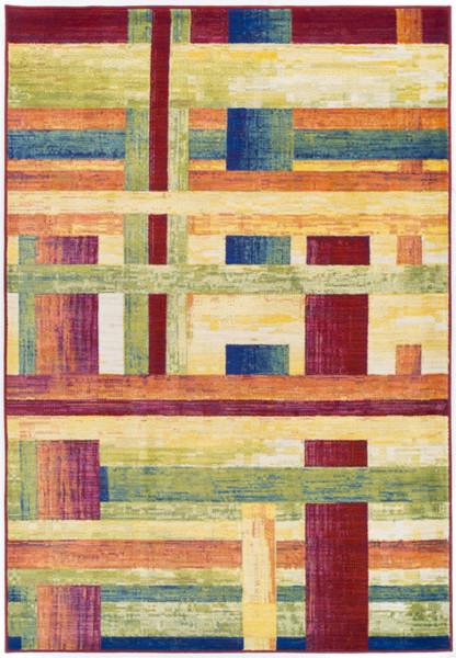 Teppich aus 100% Polypropylen; maschinell gewebt   THEKO die markenteppiche - Oriental Summer