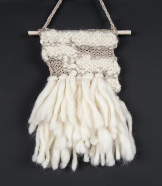 Teppich aus 90% Schurwolle / 10% Baumwolle; handgearbeitet | - MINI WALLI