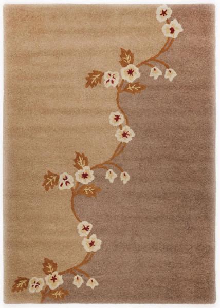 Teppich aus 100% Schurwolle (IWS); handgetuftet | THEKO die markenteppiche - Santorino