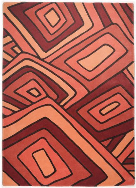 Teppich aus 100% Schurwolle (IWS); handgetuftet | THEKO die markenteppiche - Como