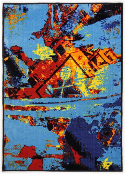 Teppich aus 100% Nylon; maschinell bedruckt | THEKO die markenteppiche - Sydney 800