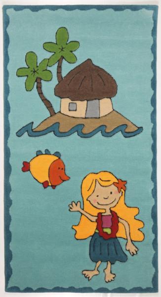 Teppich aus 100% Polyacryl; handgetuftet | THEKO die markenteppiche - Maui